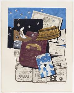 Joe Brainard, 'Untitled (Château Charles)', 1975