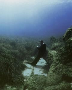 Philippe Ramette, 'Exploration rationnelle des fonds sous marins : l'attente - EA 3/3 ', 2006