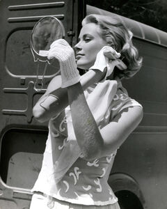 """Edward Quinn, 'Grace Kelly on the set of """"To catch a thief"""", Cannes, 1954', 1954"""