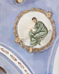 Egle Karpaviciute, 'Saint Lukas - patron of painters', 2015