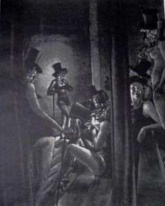 Kyra Markham, 'Burleycue', 1936