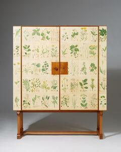 """Josef Frank, 'Cabinet on stand """"Flora"""" model 852', 1937"""