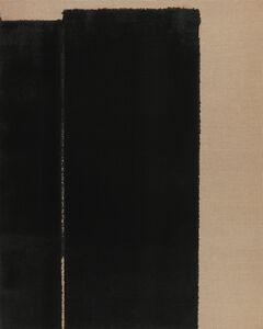 Yun Hyong-keun, 'Burnt Umber & Ultramarine', 1996
