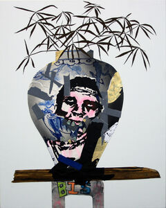 Erik Benson, 'Still Life (eating tigers)', 2017