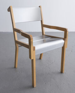 Ali Tayar, 'Rasamny Arm Chair v. 1', 1999