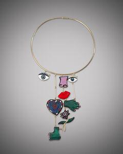 Niki de Saint Phalle, 'Assemblage Necklace', 1974-2015