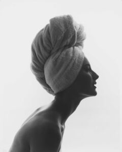 Fernand Fonssagrives, 'Leslie Ames', ca. 1954-58