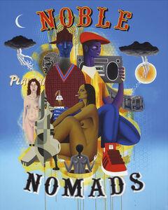 Doze Green, 'Noble Nomads', 2019