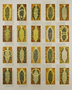 Alberto Di Fabio, 'Senza titolo (serie Minerali Gialli)', 2002