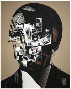 Bohdan Burenko, 'Untitled Head', 2016