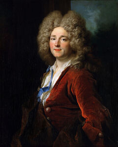 Nicolas de Largillièrre, 'Portrait of a Man', 1714