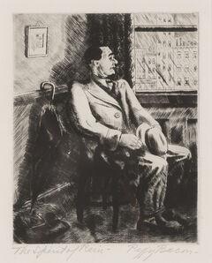 Peggy Bacon, 'The Spirit of Rain', 1936