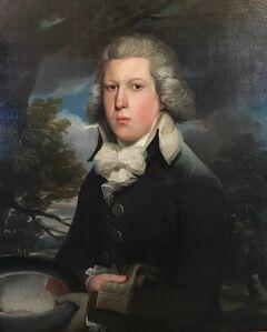 Joshua Reynolds, 'Portrait of a gentleman  ', ca. 1780