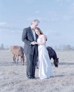 David Magnusson, 'Pierce Nunley & Jasmine Nunley, 15 years. Grand Caine, Louisiana.'