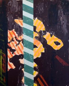 Betty Eastland, 'Untitled Subway Series #4', 2013