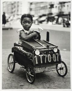 Fred Stein, 'Girl in Car, New York', 1947/1994