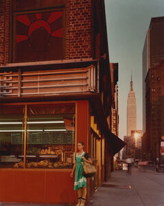 Joel Meyerowitz, 'Young Dancer, 34th Street and 9th Avenue, New York City', 1978
