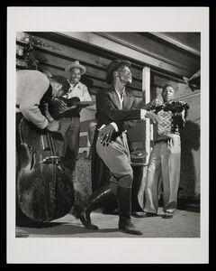 Wayne Miller, 'Impromptu Hoedown on the Third Floor of a Horse Barn, Chicago Southside', 1948