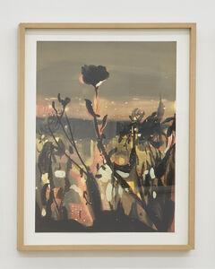 Hoin Lee, 'Black Flower', 2017