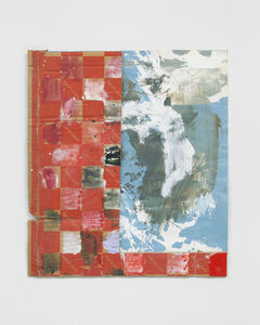 Rosy Keyser, 'Flathead lake', 2019