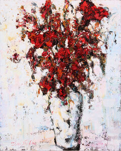 Zhou Shilin, 'Red Bouquet', 2013