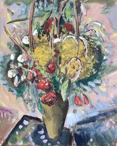 Alfred H. Maurer, 'Floral Still Life', ca. 1920s