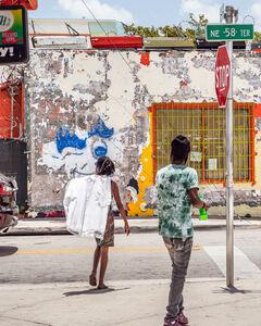 Anastasia Samoylova, 'Street Crossing in Little Haiti', 2018