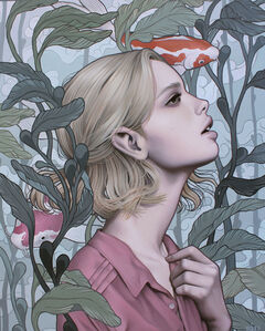 Sarah Joncas, 'Pond Dreams', 2019
