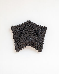Colin Roberts, 'Bubblewrap Black Star', 2020