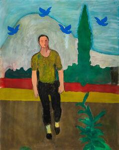 Sandro Chia, 'Passeggiata', 2006
