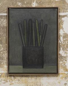 William Wright, 'Brushes (Night)', 2018-2019