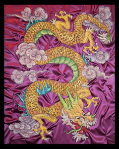Theresa Honeywell, 'Golden Dragon', 2012