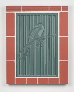 Becky Suss, 'Bird in Rain (Wharton Esherick)', 2018
