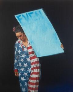 Graeme Wilcox, 'Small Protest', 2020