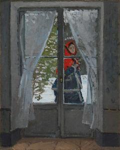 Claude Monet, 'The Red Kerchief', ca. 1868-1873