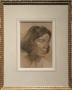 Stephen Goddard, 'Study for The Artist's Sister', 2014