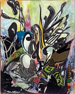 Shinique Smith, 'Wildflowers (Study)', 2019