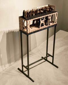 Emma Willemse, 'Floor uprooting device 1', 2018