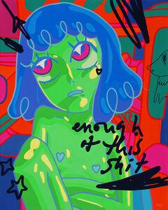 Yeo Kaa, 'ENOUGH OF YOUR BULLSHIT', 2019