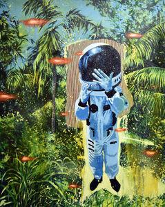 John Mulvany, 'Dark Matter', 2019