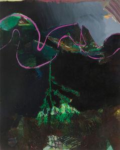 Dorothee Kreutzfeldt, 'hanging tree', 2018