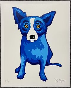 George Rodrigue, 'Purity of Soul', 2005