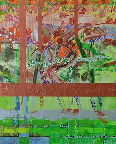 Jin Jinghong 金景鸿, 'Old Tree', 2019