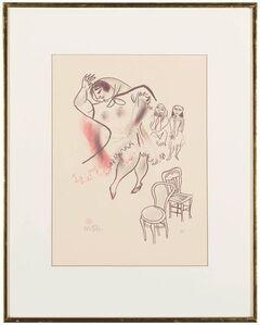 William Roper-Curzon, 'Wedding Dancer, Shtetl Series', Mid-20th Century