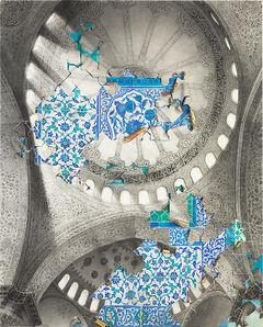 Joseph Stashkevetch, 'Blue Mosque', 2017