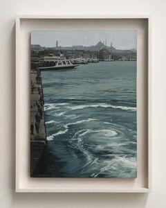 Richard Estes, 'Ferry Boats,', 1999