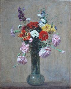 Henri Fantin-Latour, 'Petit Bouquet', 1891