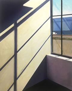 Allan Gorman, 'Shadows at Kearny Point', 2020