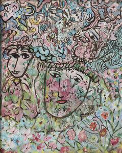 Janet Sobel, 'Untitled', ca. 1947