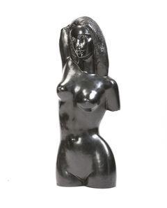 Lovet-Lorski  Boris, 'Standing Nude, female nude', 1950s
